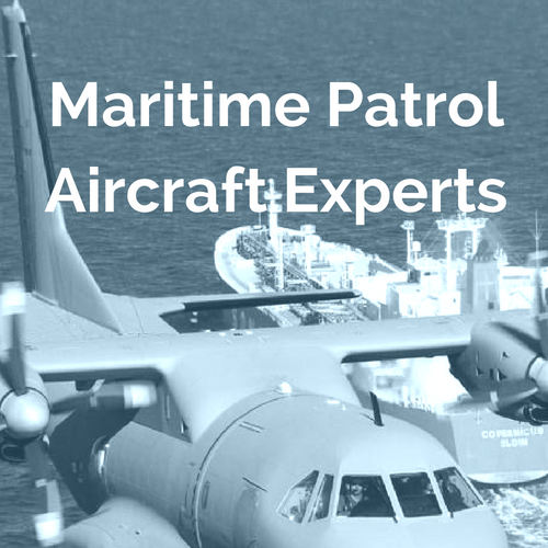 Maritime Patrol Aircraft training and consultancy