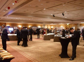 Networking at the 2010 A&D KTN Conference
